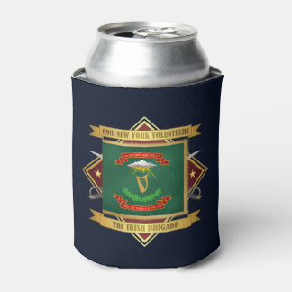69th New York Volunteer Infantry Can Cooler