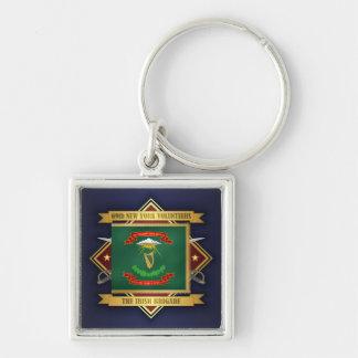 69th New York Volunteer Infantry Key Ring