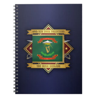 69th New York Volunteer Infantry Notebook