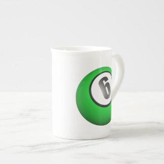 6 Ball Tea Cup