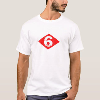6 Is Safe T-Shirt