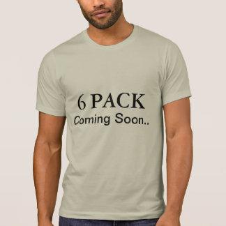 6 Pack T-shirts