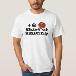 +6 Shirt of Smiting