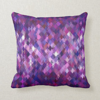 6in1 (see description) Harlequin Pattern Cushion B
