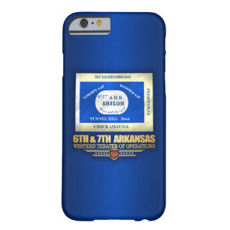 6th & 7th Arkansas Infantry (consolidated) Barely There iPhone 6 Case