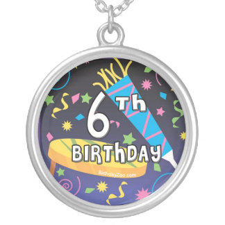 6th Birthday Necklaces