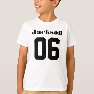6th Birthday Shirt | Custom Name