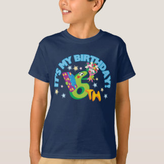 6th Birthday T-Shirt