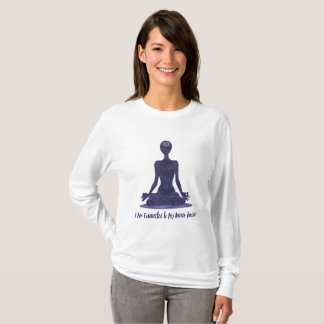 6th Chakra Third Eye Ajna Tee Shirt Inner Guide