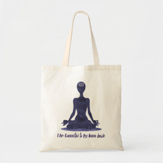 6th Chakra Third Eye Anja Inner Guide Tote Bag