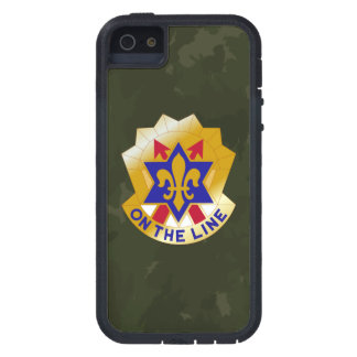 "6th Infantry Division ""Sight Seein' Sixth"" Camo Case For iPhone 5"