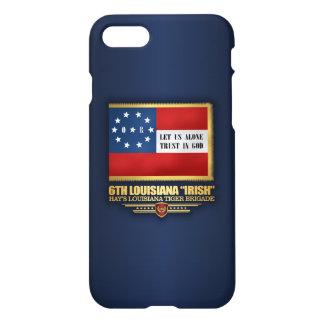 "6th Louisiana ""Irish"" Infantry iPhone 8/7 Case"