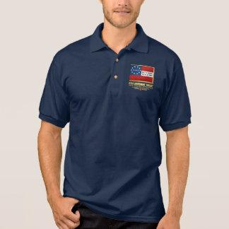 """6th Louisiana """"Irish"""" Infantry Polo Shirt"""