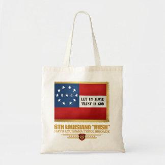 "6th Louisiana ""Irish"" Infantry Tote Bag"