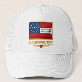 "6th Louisiana ""Irish"" Infantry Trucker Hat"