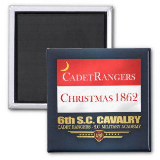 6th SC Cavalry (Cadet Rangers) Magnet