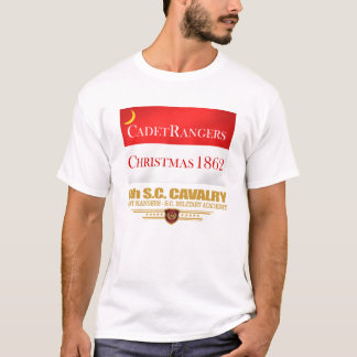 6th SC Cavalry (Cadet Rangers) T-Shirt