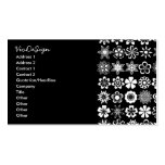 6x7 Double-Sided standard business cards (Pack of 100)