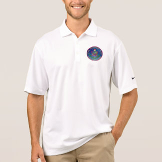 [700] Defence Intelligence Agency (DIA) Seal Polo Shirts