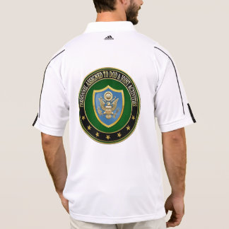 [700] DOD & Joint Activities CSIB Special Edition Polo Shirts