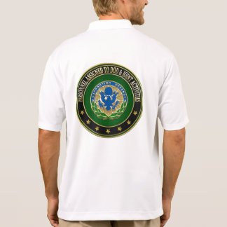 [700] DOD & Joint Activities DUI Special Edition Polo