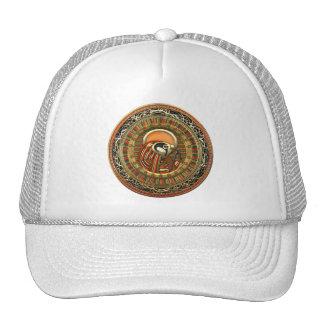 [700] Egyptian Sun God Ra Trucker Hat