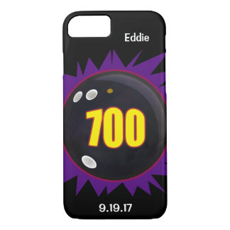700 Series honor score for bowlers iPhone 8/7 Case