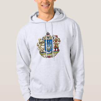 [700] Ukraine: Proposed Greater Coat of Arms Hoodie