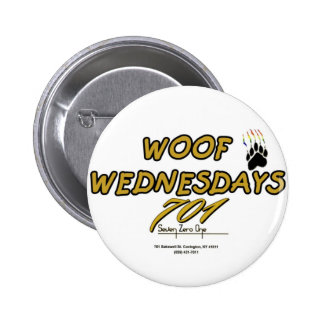 701 WOOF WEDNESDAY PINS