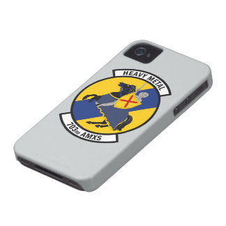 703rd Aircraft Maintenance Squadron - Heavy Metal iPhone 4 Covers