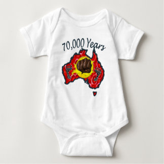 70 000 Years Baby Bodysuit