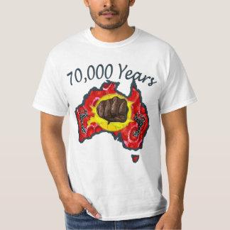 70 000 Years T-shirt White