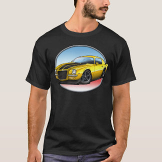 70-73 Yellow B Camaro.png T-Shirt