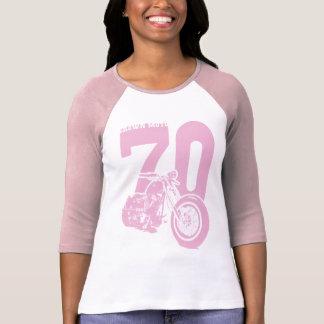'70 Bobber (crisp pink) Tee Shirts