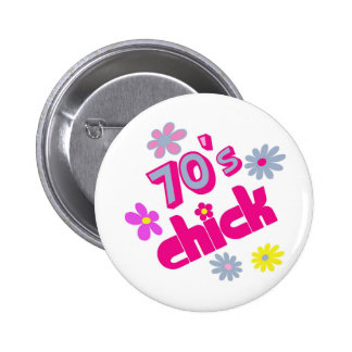 70 s Chick Pin