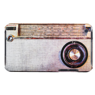 70 s radio barely there iPod cases