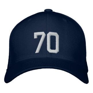 70 Seventy Baseball Cap