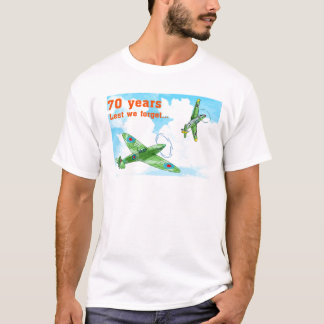 70-yrs WW2 anniversary T-Shirt