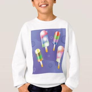 70Ice Cream _rasterized Sweatshirt