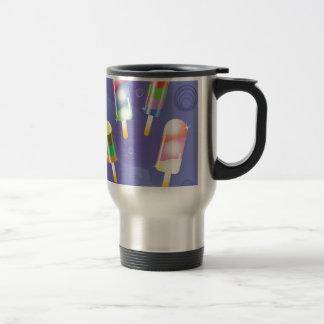 70Ice Cream _rasterized Travel Mug