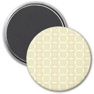 70s design circles magnets
