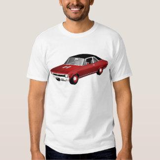 70's era Nova supersport T-shirts