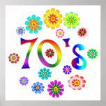 70s Love Print