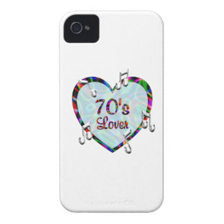 70s Lover iPhone 4 Cover
