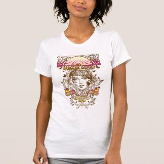 70s make love lots peaces kisses 1970 shirts