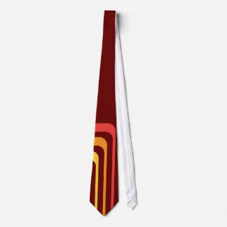 70's Rainbow Tie