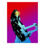 70's Rock Poster