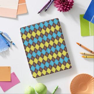 70s Scottish Tartan-Pattern... iPad Cover