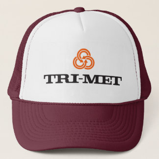 70s TriMet Throwback Trucker Hat