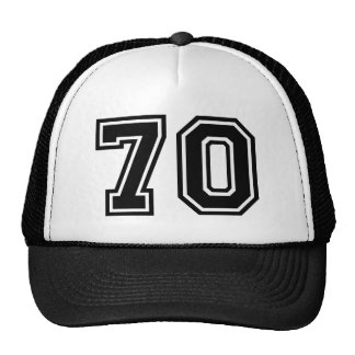 70th Birthday Classic Cap